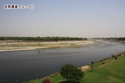 ヤムナー河