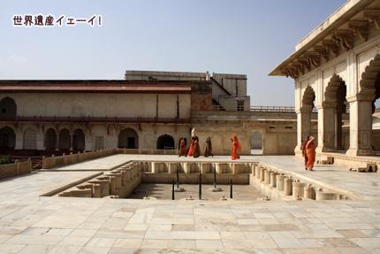 寝殿(Khas Mahal)