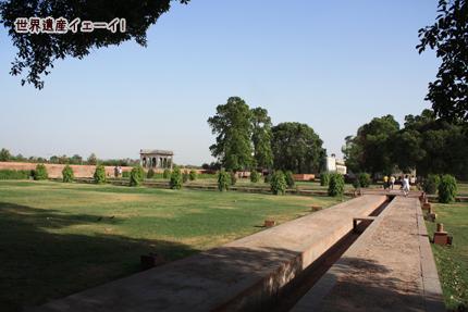 Hayat-Baksh Bagh, Lifegiving Garden