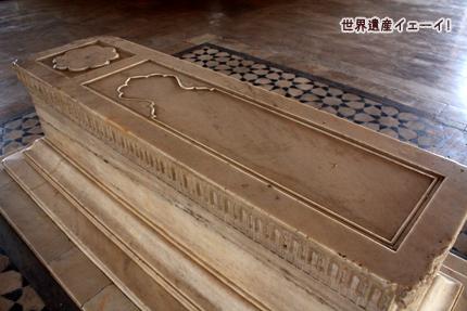 フマユーン帝石棺