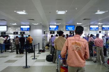 インディラ・ガンディー国際空港