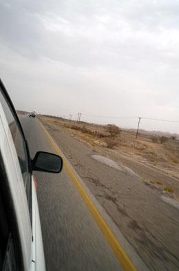 バットからバハラへの道