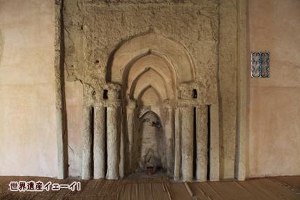 バハラ城塞モスク