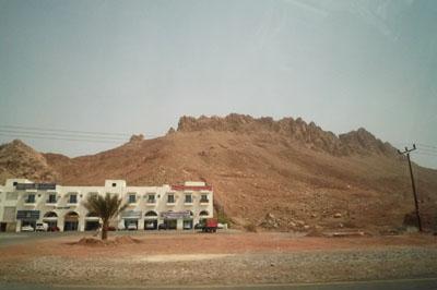 ファラジ・アル-マルキへの道中