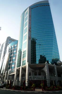エミレーツコンコルド(Emirates Concorde Hotel & Residence)