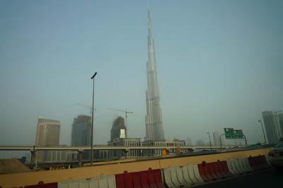 ブルジュ・ドバイ(Burj Dubai )