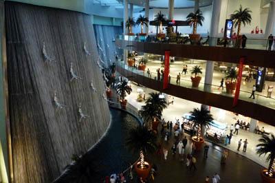 ドバイ・モール(Dubai Mall )