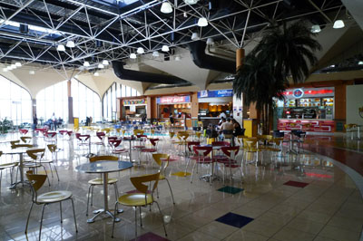 ドバイ国際空港Wi-Fi