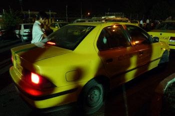 イランタクシー