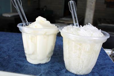 ソフトクリームファールーデ