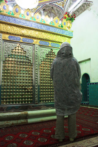 The Mausoleum of Imam-zadeh Abdollah