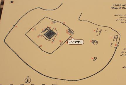 チョガーザンビール全体地図