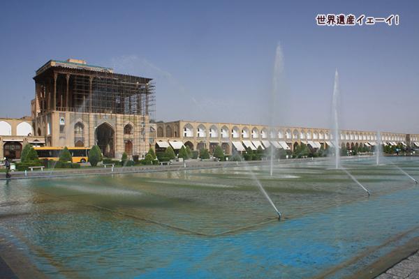 アーリー・ガープー宮殿