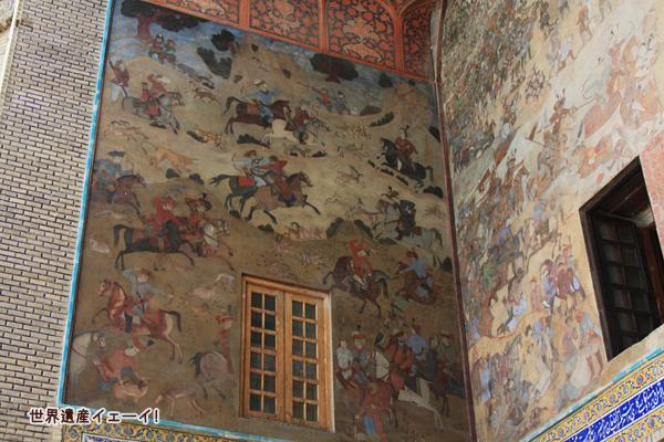 ゲイサリーイェ門壁画