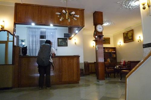 ホテル・フィールーゼ(Firouzeh Hotel)