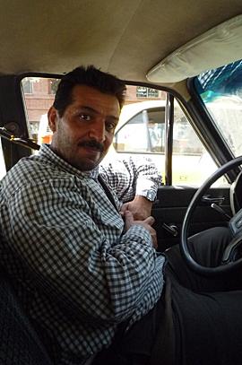 テヘランタクシー