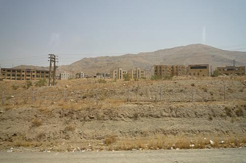 テヘランからザンジャーン