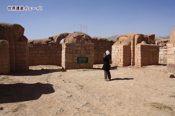 アナーヒター神殿