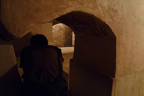 Catacomb-Cellar
