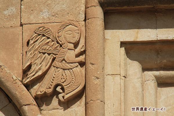聖タデウス修道院装飾