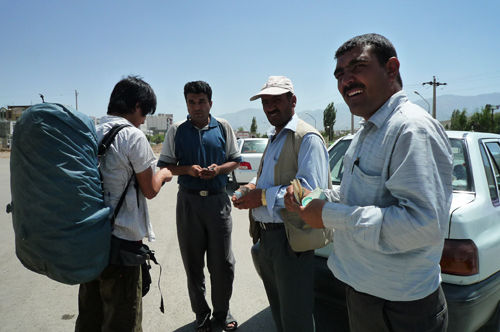 イラントルコ国境