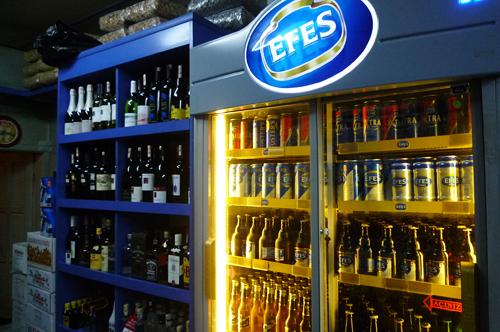 エフェスビール(EFES)