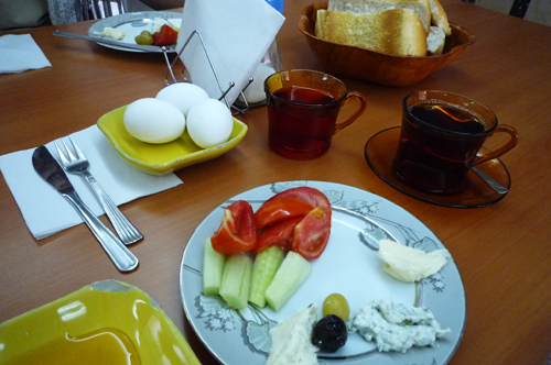 ホテル バイラム(Bayram Oteli)