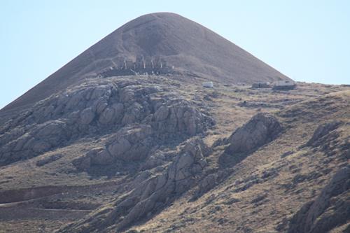 ネムルット・ダー山頂