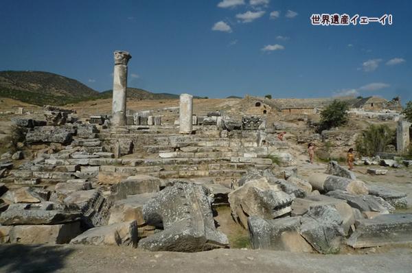 アポロ神殿跡?