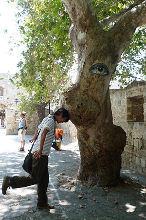 オモローな木
