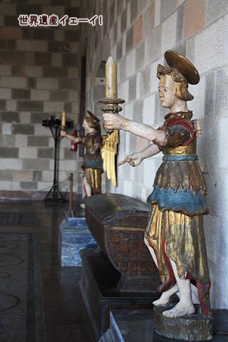 騎士団長の宮殿内部
