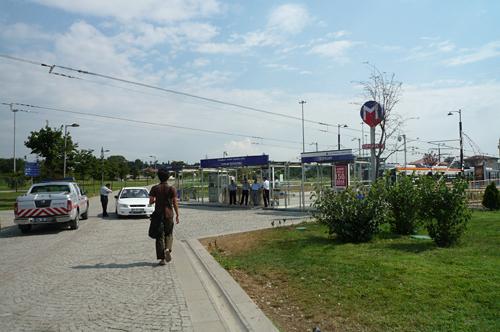 トプカプ駅