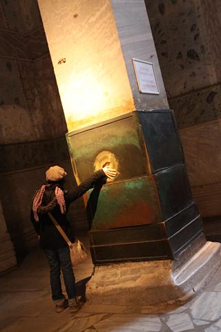 アヤソフィア博物館2階