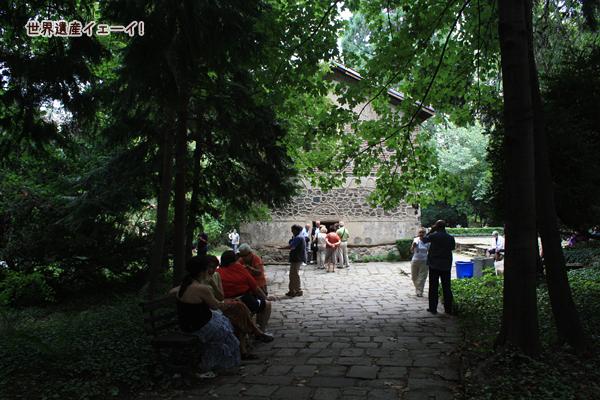 ボヤナ教会