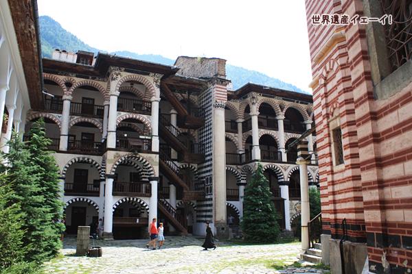 修道士の独居房
