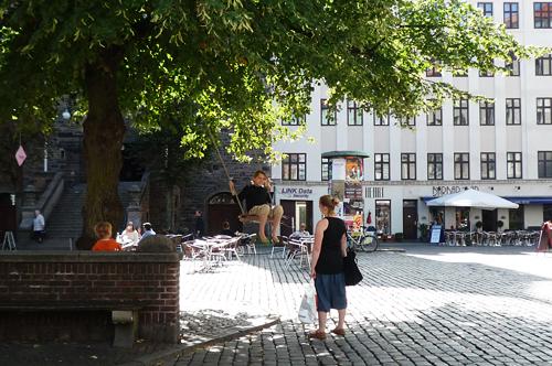 コペンハーゲン街並み