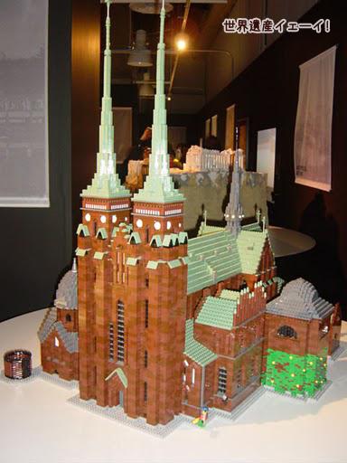ロスキレ大聖堂レゴ