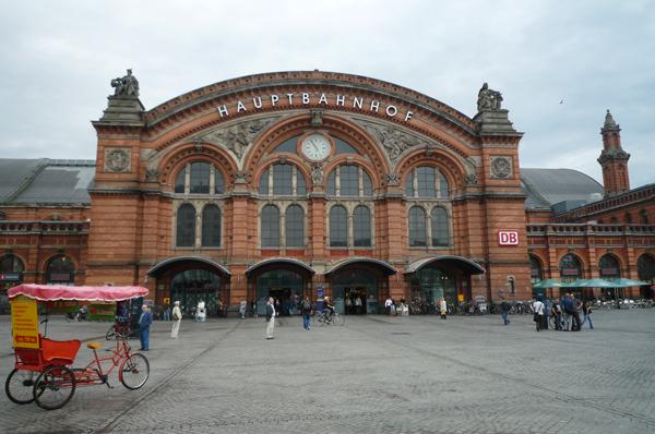 ブレーメン駅