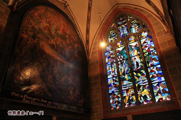 聖ペトリ大聖堂内部
