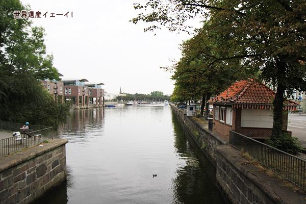 リューベック運河