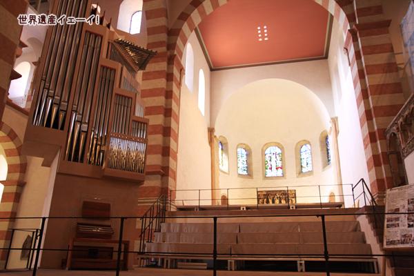 聖ミカエル(ミヒャエリス)教会祭壇