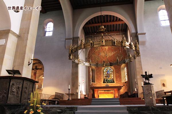 聖マリア大聖堂祭壇