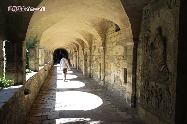 聖マリア大聖堂回廊