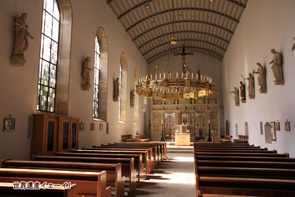 聖マリア大聖堂とあるチャペル
