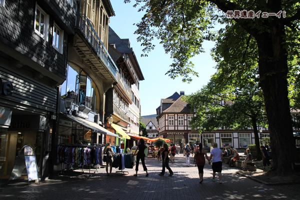 ゴスラー旧市街