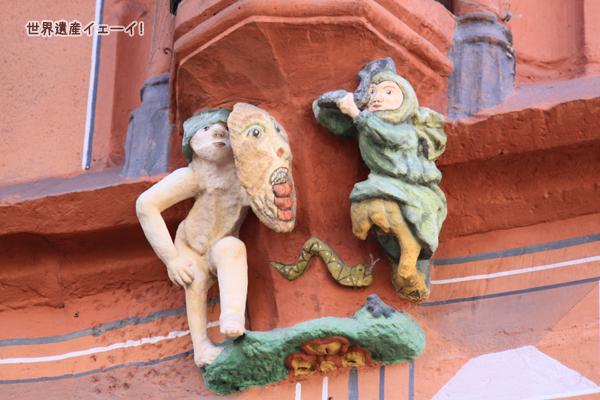 カイザーヴォールト装飾