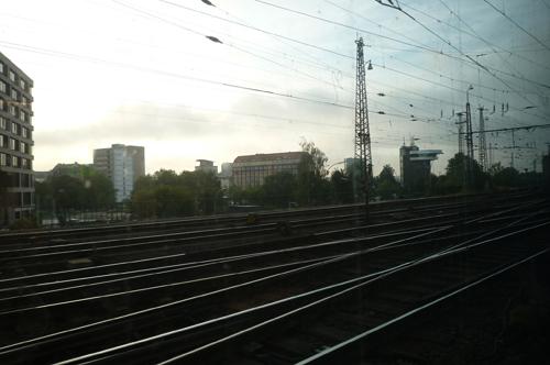 ハンブルク ハノーファー 電車