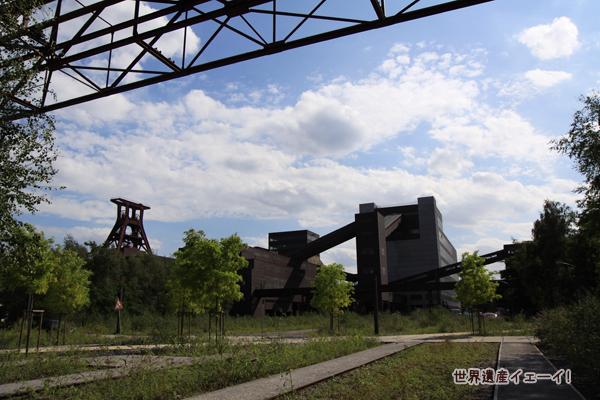 ツォルフェライン炭坑業遺産群