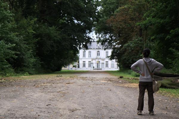アウグストゥスブルク城から別邸ファルケンルストへ