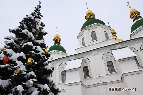 キエフ(聖ソフィア大聖堂)